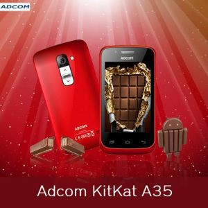A35 kitkat